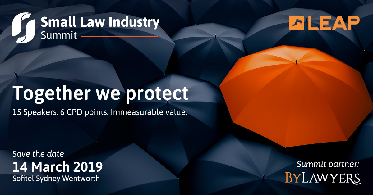 Small_Law_Industry_Summit_LEAP_2019