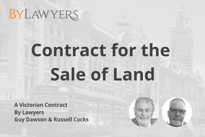 Vic_contract_sale_of_land