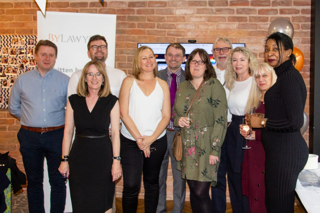 By Lawyers UK launch